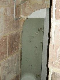 Die Türme würden während des 2. Weltkriegs zu Luftschutzbunkern umgebaut.
