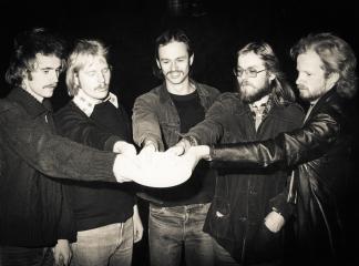V.l.n.r: Roland Baisch, Otto Ziegler, Eberhard Scholl, Peter Maier, Günther Zorn