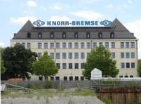 Seit den 1920er Jahren befindet sich der Sitz von Knorr Bremse im Norden des Oberwiesenfelds.